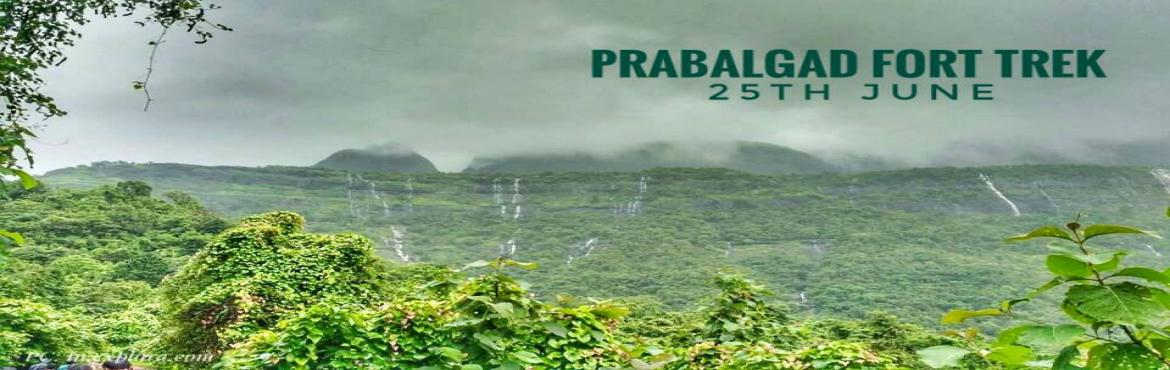 Book Online Tickets for Prabalgad Fort Trek With Ninja Camps, Padaghe.  About Prabhalgad:Prabalgad Fort is located between Panvel and Matheran, at an elevation of 2300 feet in the Western Ghats of India. The history of this fort dates back to Shivaji's rule. It was known as Muranjan until it was taken over an