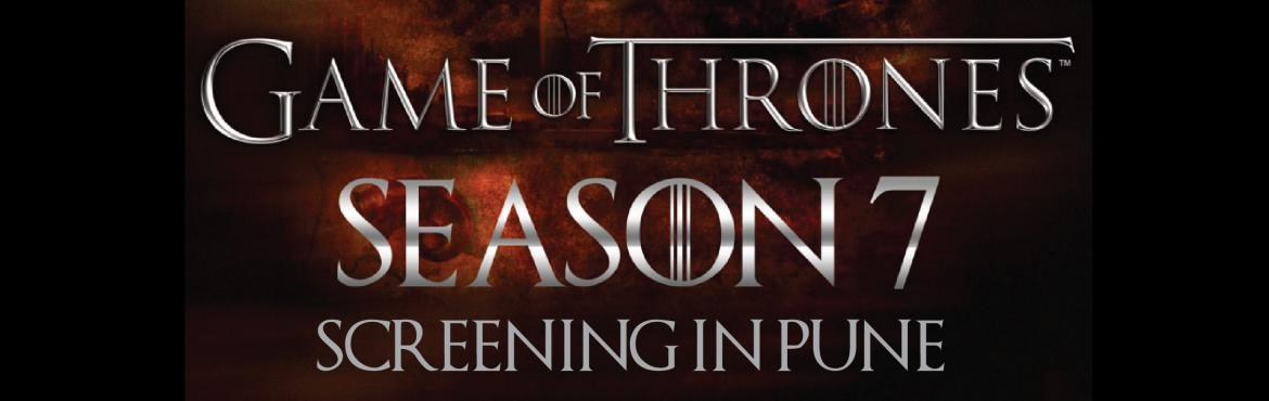 Game of Thrones Screening
