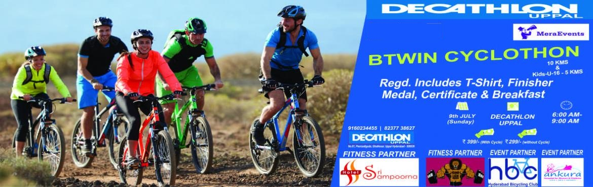 Cyclothon 10K and 5K Season 4 at Decathlon Uppal
