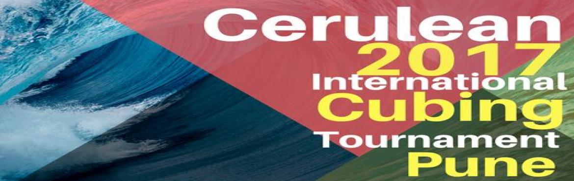 Book Online Tickets for Cerulean 2017 International Cubing Tourn, Pune.  TeenzClap in association with World Cube Association presents Cerulean 2017 - Cubing Competition. Cubing enthusiats from across the country come together to compete in following 6 events:  1. 2*2  2. 3*3  3. 4*4  4. Pyr