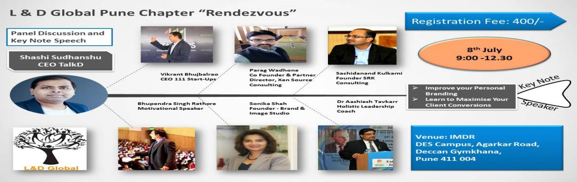 LnD Global Pune Chapter Rendezvous