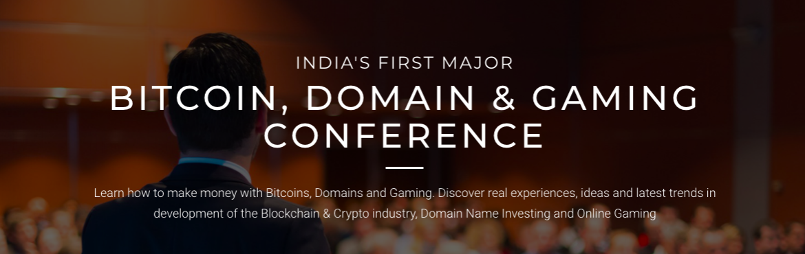 Gambit - Bitcoin, Domain and Gaming Conference
