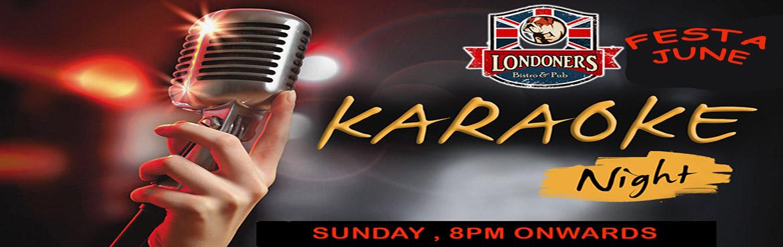 Karaoke Night on Sunday Night