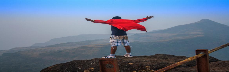 Kalsubai Peak Highest Peak of Maharashtra on 8th 9th July 2017