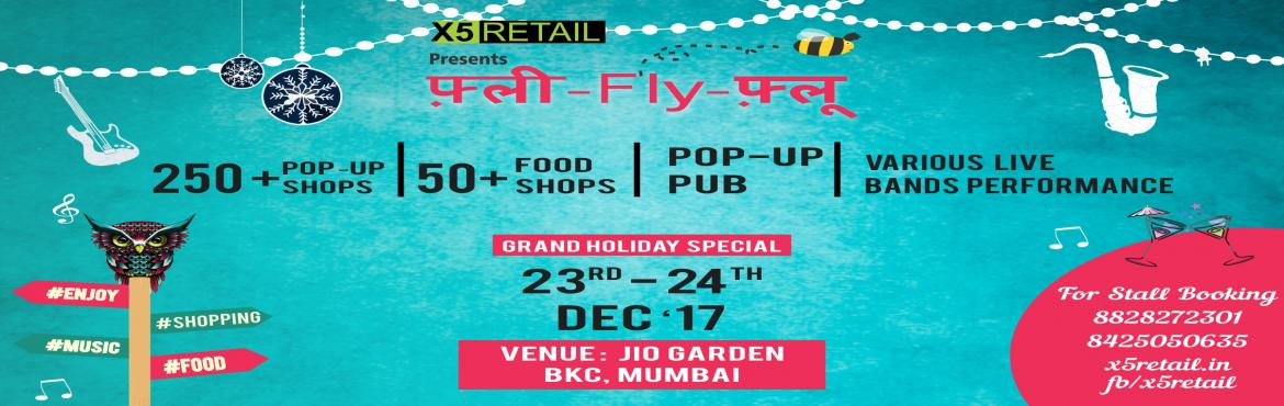 Book Online Tickets for Flea Fly Flu (at Jio Garden, BKC), Mumbai. Flea Fly Flu is more than just a flea market. Here we celebrate the magic of all art and culture. Our venue and dates for Flea Fly Flu are live now!!! Team #fleaflyflu has started working to make this festival truly magical!! And We are looking forwa