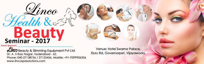 Health and Beauty seminar, professional beauty seminar, beauty seminar in Vijayawada, health care seminar, beauty care seminar, health  beauty seminar