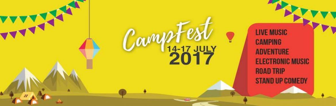 CampFest - Music, Adventure, Stand Up and More