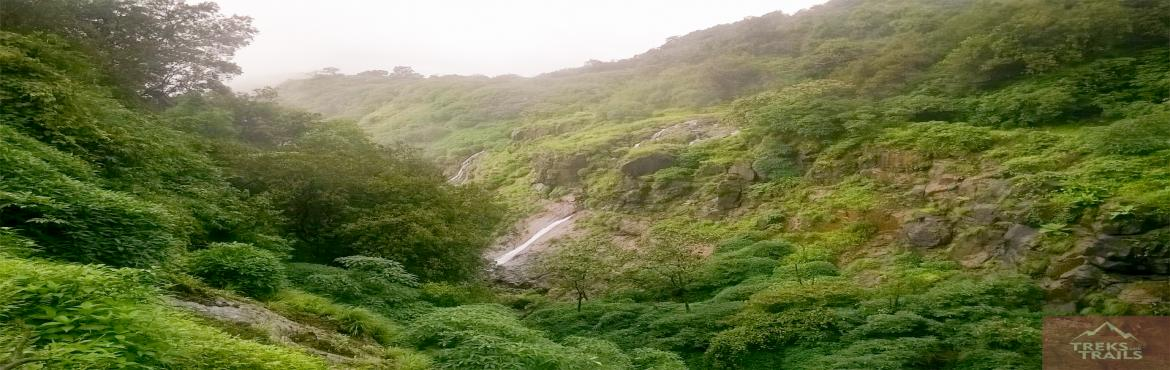 Book Online Tickets for Trek to Andharban on 22nd 23rd July 2017, PimpriChin.   About Andharban: Andharban, by its name means a dark dense forest. It is a gradual descend trek, where you are already on height and you will descend till end. It is one of the most beautiful trek and lots of things to explore. We will