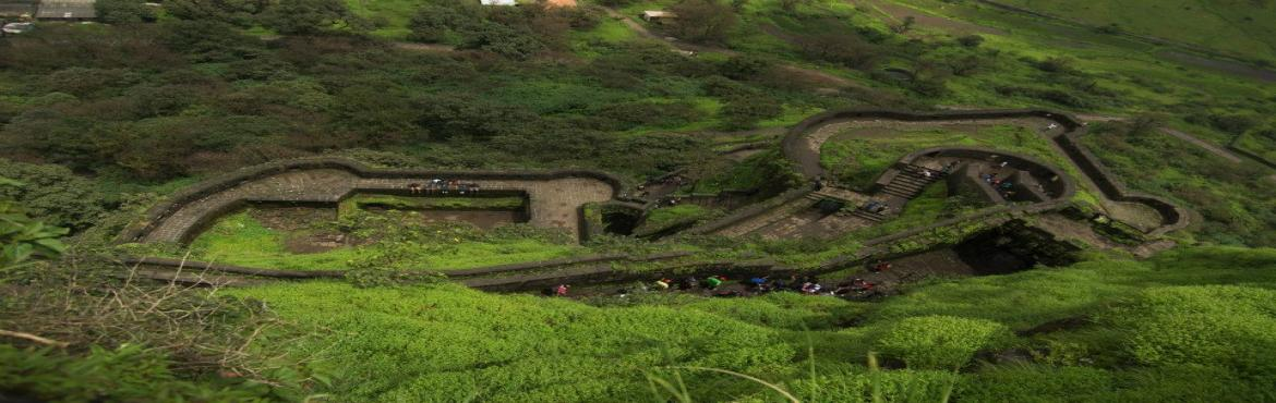 "Book Online Tickets for Trek to Lohagad Fort on 22nd July 2017, Lohagad.   About Lohagad:-Lohagad ""Iron fort"" is one of the many hill forts. It divides the basins of the Indrayani and Pavna and is situated on a wide range of the Sahyadri. Lohagad Fort Trek – Event Details Trek Grade: Easy Endurance"
