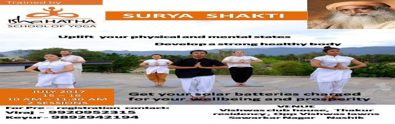 Isha Hatha Yoga - Surya Shakti