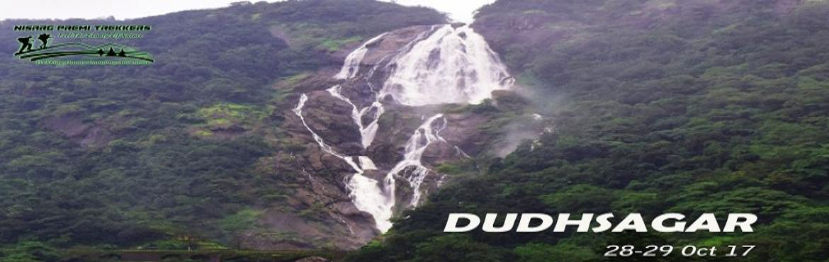 Book Online Tickets for DUDHSAGAR and TAMBDISURLA WATERFALL TREK, Pune. If you have seen the movie Chennai express, you would remember the glorious pure white waterfall in the background.It does leave an impression.That! My friends is every Deccan trekker's paradise , The Dudhsagar waterfall. yeah We&rsqu