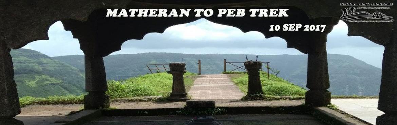 Matheran to Peb(VikatGad) 1 day Trek by NisargPremiTrekkers