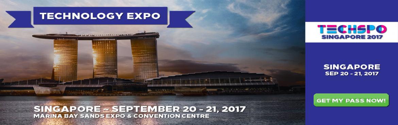 TECHSPO Singapore 2017 Technology Expo