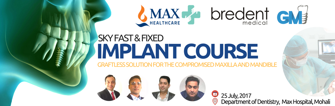 Sky Fast and Fixed Implant Course