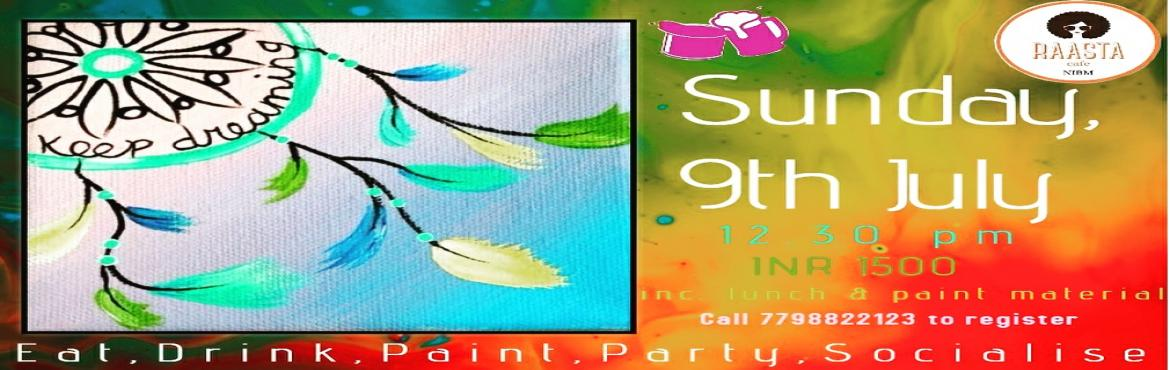 Paint Party at Raasta Cafe