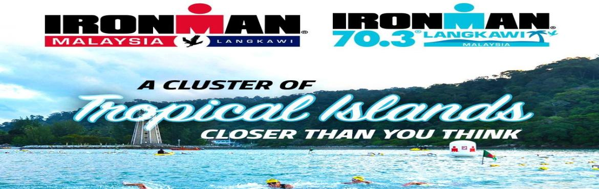 Book Online Tickets for  IRONMAN Malaysia 2017, Langkawi. Langkawi Island, the Jewel of Kedah, is set to host IRONMAN Malaysia again in 2017.   The Event Experience   The ocean swim starts from the picturesque white sandy beach of Pantai Kok with a two-loop triangle out and back course. A two-loop
