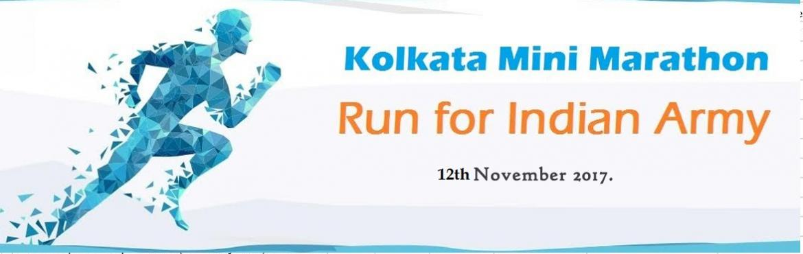 Book Online Tickets for Kolkata Mini Marathon, Kolkata. The Kolkata Mini Marathon, is an annual international mini marathon held in Kolkata, India, on the First Sunday of November every year. It's going to be a one of the largest mini marathon in Asia as well as the largest mass participation sporti