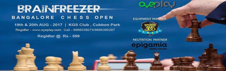 Brainfreezer Open Chess Tournament