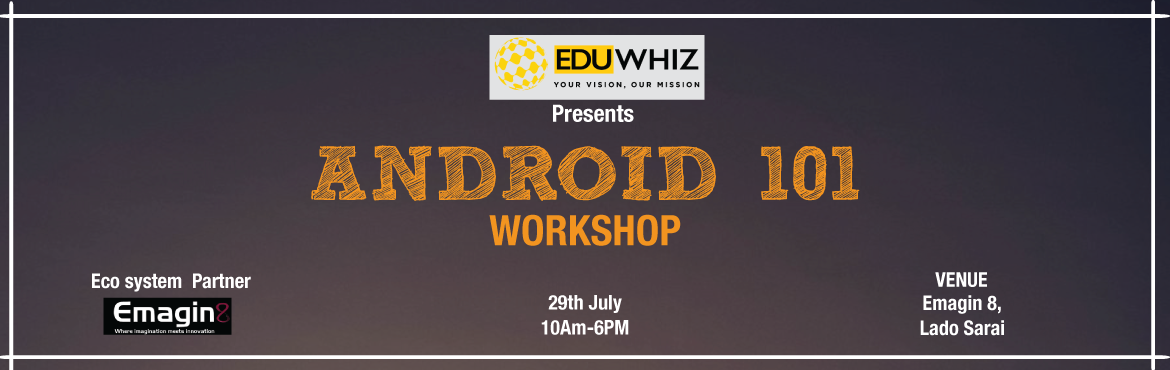 Android 101 with Hitesh Verma
