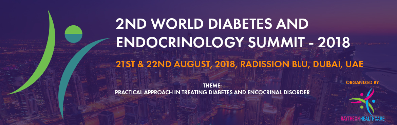 2nd World Diabetes and Endocrinology Summit - 2018