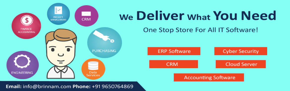 ERP Software Brinnam Awareness