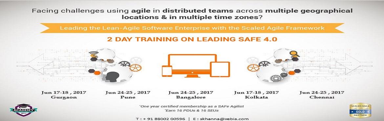 Leading SAFe 4.0 Training | Bangalore | 15-16th July