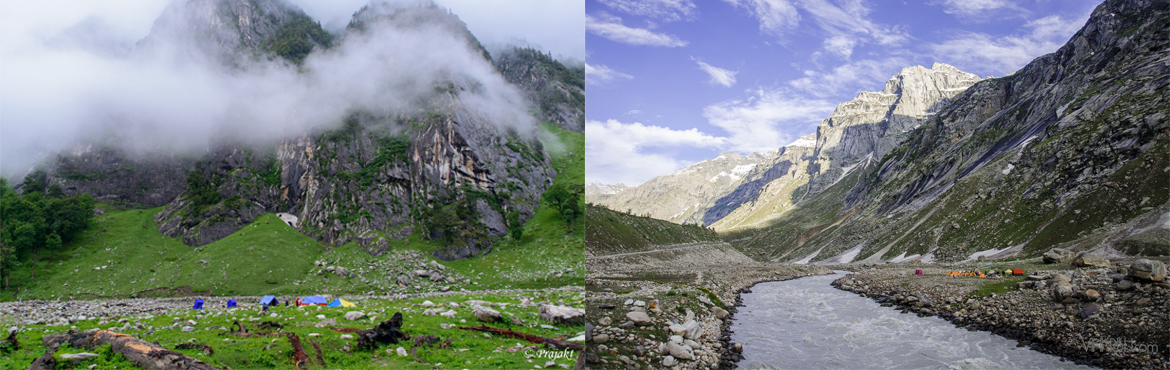 Book Online Tickets for Hampta Pass Trek | Wheel Wanderers, Manali.   Connecting the mesmerizing valleys of Lahaul and Kullu, the Hampta Pass trekking expedition is an admired trail amidst trekking enthusiasts. Making your way from Manali through various secluded hamlets, this trek offers breath-taking landscape
