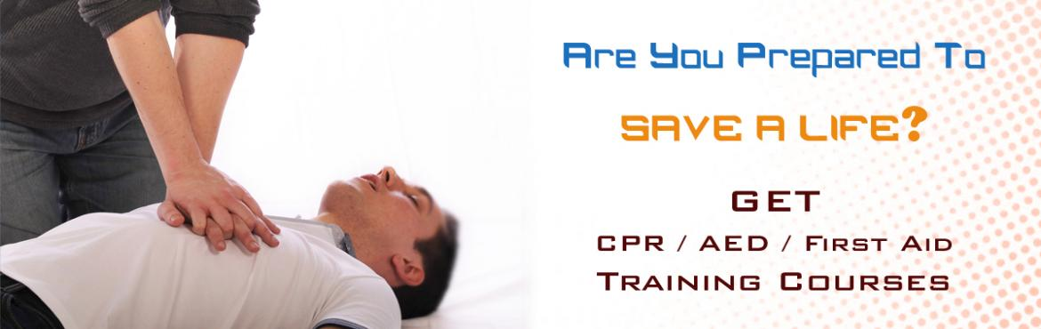 Book Online Tickets for Get First Aid Training In Bangalore?, Bengaluru.   In today's world, multi specialty hospitals and medical advancements are of no use if a medical emergency service does not reach people on time. Every year, more than 6, 60, 000 deaths occur alone in India as a result of cardiac arrest.