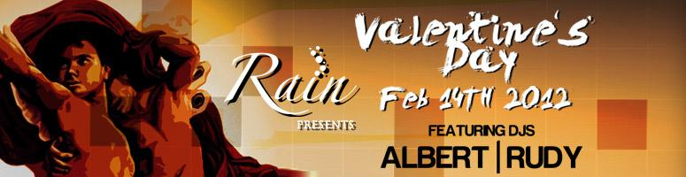 Book Online Tickets for Valentine\'s Day @ Rain, Hyderabad.  
