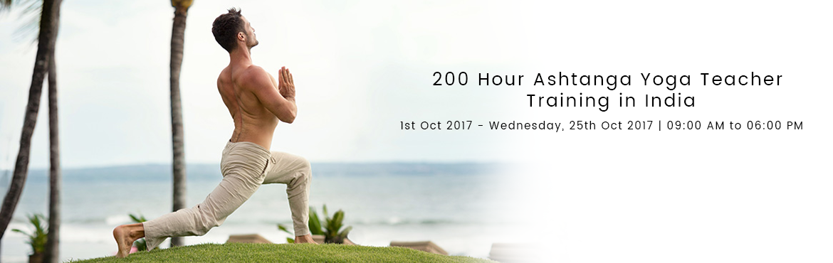 Book Online Tickets for 200 Hour Ashtanga Yoga Teacher Training , Rishikesh.       Tattvaa Yogashala   Renowned for the teaching of traditional Astanga system of Yoga, Tattvaa Yogashala has been offering 200, 300 and 500 hour yoga teacher training to people around the globe. the opportunity to journey into