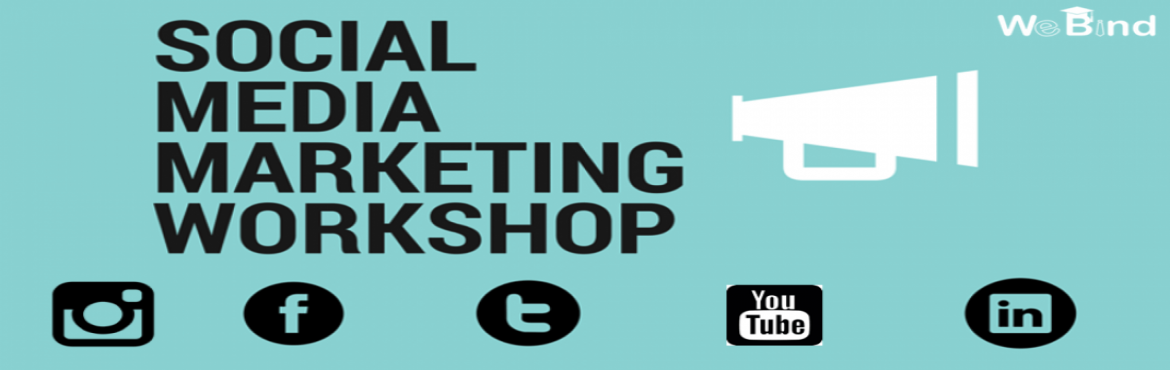 Book Online Tickets for Social Media Marketing Workshop | Mumbai, Mumbai. Social Media Marketing WorkshopTrainer Mr. Nitin Ragani, London Institute of Corporate TrainingWe spend over 2.2 hours a day on all Social Media Channels ,That's more than twice the global average of 26% and slightly more than the world a