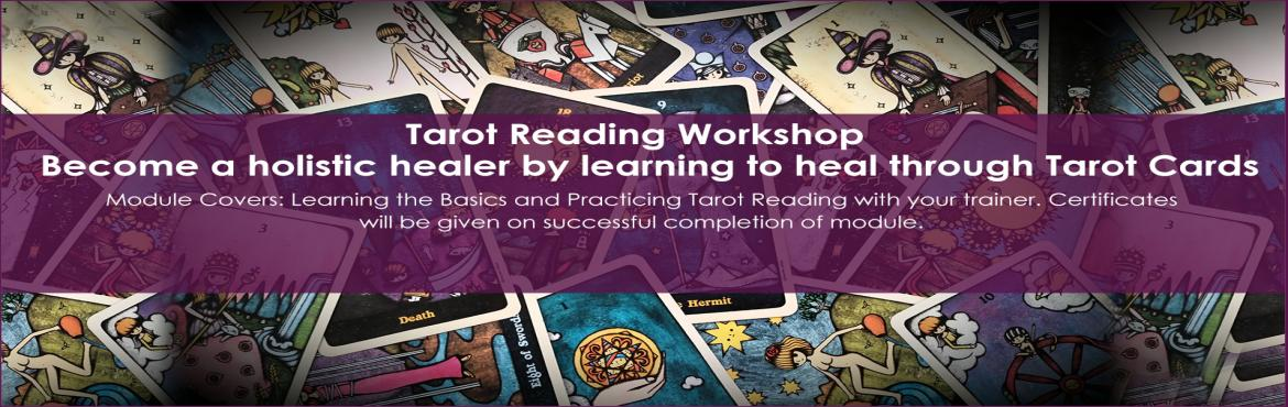 Karma Conceptz brings to you a slightly different workshop for Tarot Reading, its history and existence. Our tarot expert will take your through