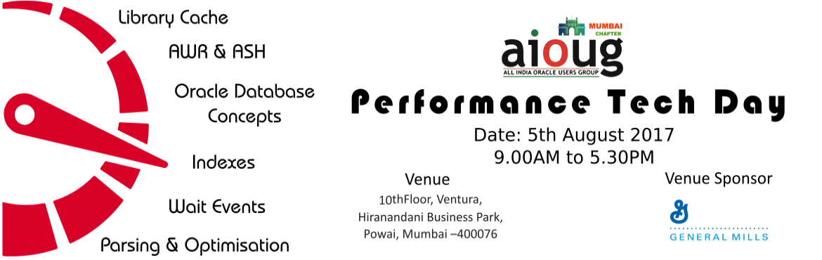 AIOUG-Mumbai Performance Tech Day