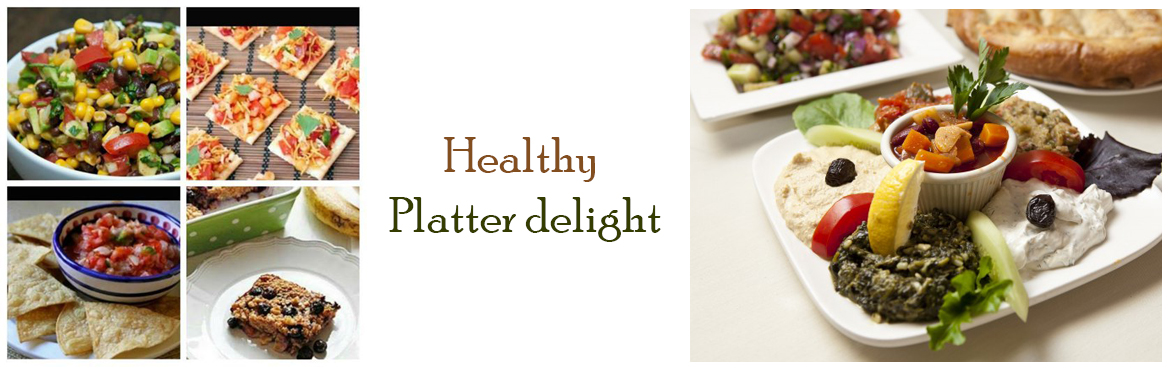 Book Online Tickets for Healthy Platter delight, Hyderabad. https://www.facebook.com/events/1807443139530816 Healthy platter delight Is combo of non fried all time snacks, dips and some exotic salads It\'s two days workshop kindly check the facebook link to get more details ..or call us on 9032055