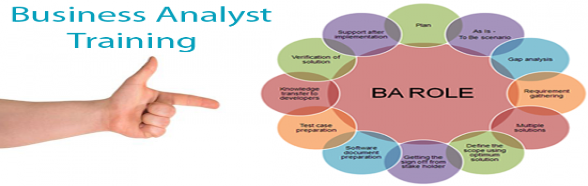 Book Online Tickets for Business Analysis - 1 Day workshop, Hyderabad. The emergence of Business Analyst role happened from the business operations of Information Technology to fine tune the requirements of the products and services being delivered to clients. BA is not limited to gathering Business requirements, also i
