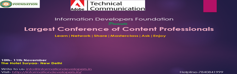 Content Professionals Conclave-2017