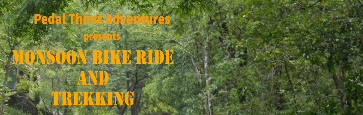 Book Online Tickets for Monsoon Bike Ride and Trekking Torna, Pune. About The Event:  Biking around Pune, especially during monsoon, is always fascinating. It perhaps is best way to escape from the cacophony of the city roads. Come join us for this weekend getaway and refuel your bonds with the bike as we meander thr