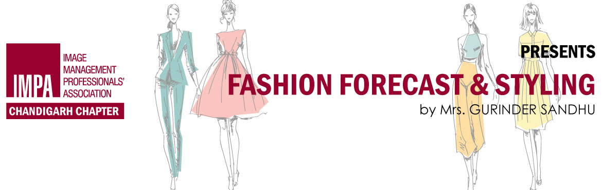 Book Online Tickets for Fashion forecast and Styling, Chandigarh. ABOUT THE PRESENTER Mrs. Gurinder Sandhu is a Fashion Designer, Stylist, Trainer cum Consultant; who is presently engaged as the Co Owner and Director at MINDMASTERS.( Dealing in Overseas Education,Immigration,IELTS, PTE & Communication Skills) &