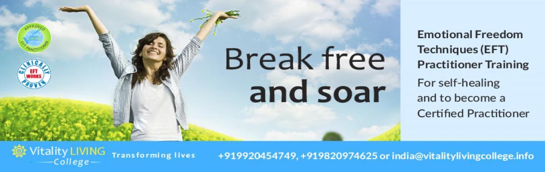 Book Online Tickets for EFT (EMOTIONAL FREEDOM TECHNIQUES) Train, NewDelhi. Emotional Freedom Techniques (EFT) Delhi November2017 Practitioner Certification (Level 1 & 2) Training Seminar  November 10th – November 12th 2017 (Fri-Sun) 9.00am – 6.30pm Life Care Clinic, D-52, Greater Kailash, Enclave - II,