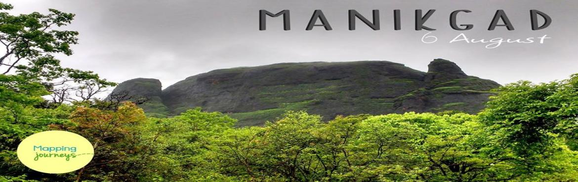 Book Online Tickets for Manikgad Trek Near Khopoli (One Day), Mumbai.  Date : 06th Aug 2017! (One Day)Type : Hill Fort.District : Raigad, Near Panvel.Height : 1500 ft. (approx).Grade : Medium (First timers, not fit in general might find this trek strenuous).Organized by : Mapping Journeys Pvt Ltd.See the pictures