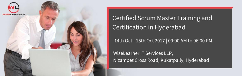 Best Training for Scrum Master in Hyderabad