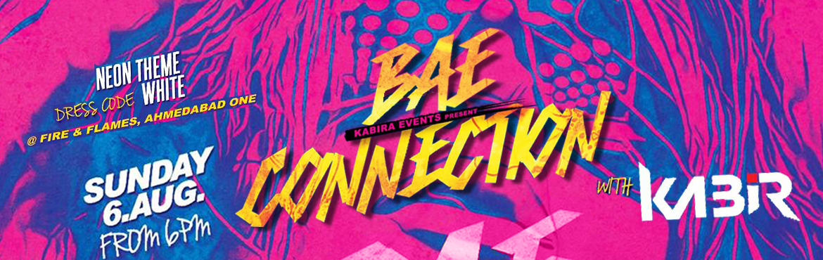 Book Online Tickets for 1st BAE Connection Friendship Day Party, Ahmedabad. Make your Friendship day Spacial with UR bestiesIts\'s FRIENDS\'S FESTIt's time to show some love for those crazy BFFs! This Friendship's Day, join us with DJ Kabir. Known for his Bollywood Song, EDM, BDM and house tunes, DJ Kabir who has