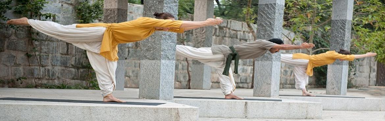 Angamardhana - The Ultimate Fitness Session (Isha Classical Hatha Yoga)