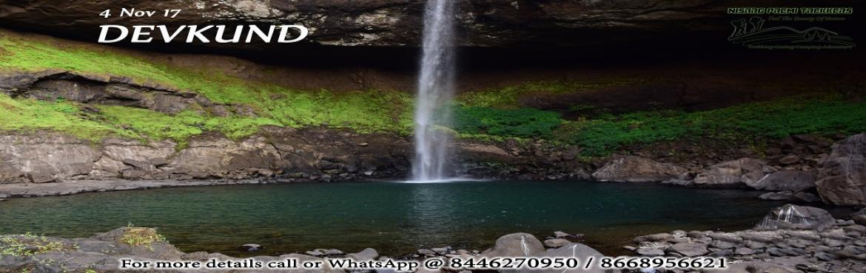 Devkund waterfall 1 day Trek on Sat 04 Nov 2017 by NisargPremiTrekkers