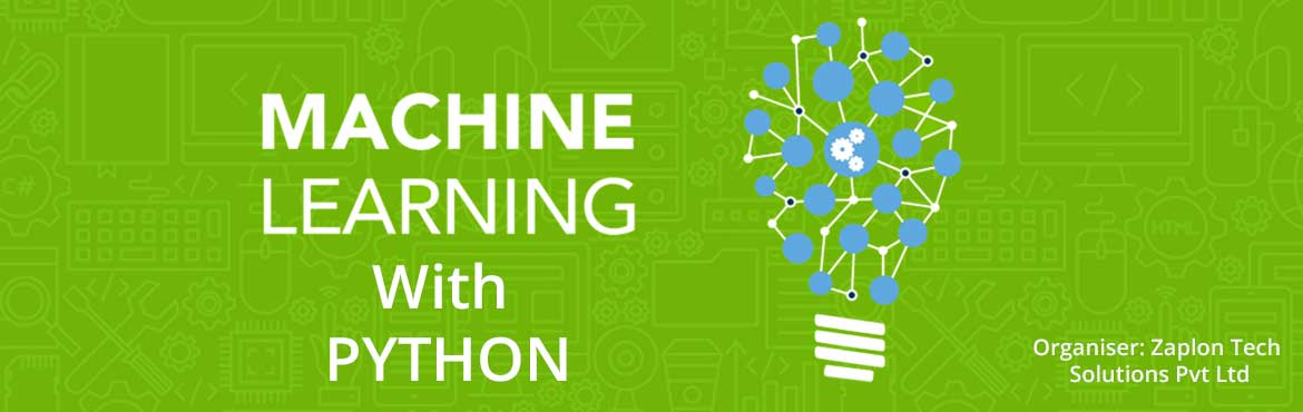 Book Online Tickets for Learn Machine Learning With Python, Pune. Syllabus Overview    Learn Python as a Language Machine leaning using python  Project development skills & techniques  1 Month internship with industry project    What will you learn?   The workshop is meant to