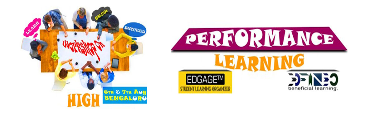 Book Online Tickets for HIGH PERFORMANCE LEARNING, Bengaluru.  As per studies done by the \
