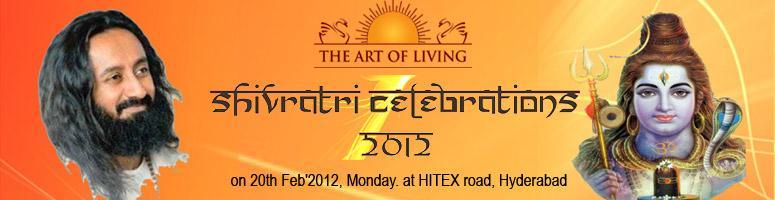 Shivratri Celebrations 2012