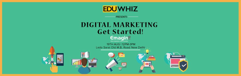 Digital Marketing-Get Started