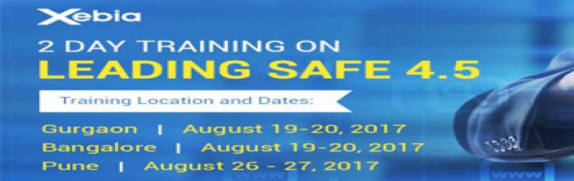 Leading Safe 4.5 Gurugram 19 20th Aug 17