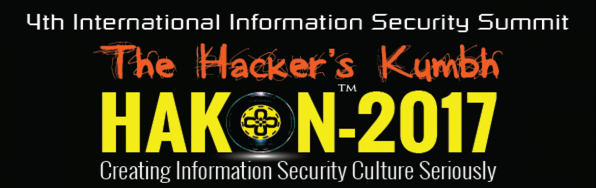 "Book Online Tickets for Hakon-2017 Insecure Internet of Things -, Indore.  4th  International Information Security Meet "" Hakon'2017, Insecure Cyber of Things – The Hackers Choice. IoT is more than smart homes and connected appliances, however. It scales up to include smart cities – think"